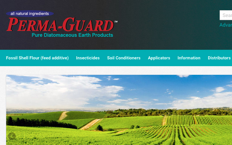 Albuquerque Web Design Client - Perma-Guard, Inc